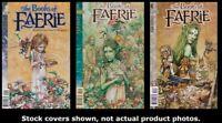 Books of Faerie, The 1 2 3 Vertigo 1997 Complete Set Run Lot 1-3 VF/NM