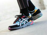 ASICS x Vivienne Westwood Gel DS Trainer OG VW - Black / Silver - Sizes 4UK