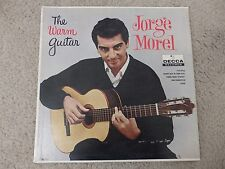 1962 Jorge Morel The Warm Guitar Decca DL 4167 NM
