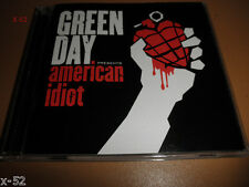 GREEN DAY cd AMERICAN IDIOT jesus of suburbia WAKE ME UP WHEN SEPT ENDS holiday