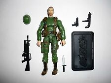 GI JOE GRUNT 25th Anniversary Action Figure COMPLETE 3 3/4 C9+ v11 2008