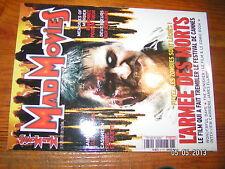 :) Mad Movies n°165 Kim Jee-Woon The Punisher L'armée des Morts Casshern