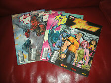 X-TREME X-MEN - LOT 4 TOMES DU N°17 AU 20 - MARVEL PANINI COMICS 2003/4  - TTBE
