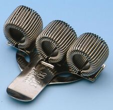Treble Triple Pen Holder Pocket Pen Clip - Perfect for Nurses/Doctors