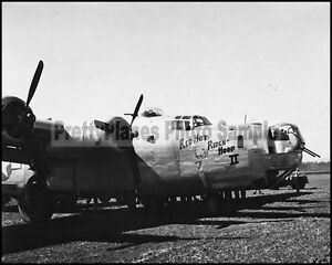 USAAF Consolidated B-24 Liberators 33rd 22nd BG Pacific 1945 8x10 Aircraft Photo