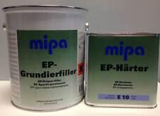 Mipa EP-Grundierfiller Epoxy primer 2k 5L + EP-Hardener E10 2.5L