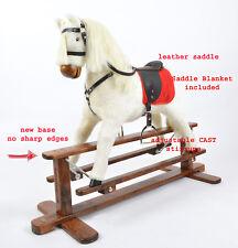 MARS V Handmade Brand New LARGE Rocking Horse Schaukelpferd cheval à bascule 1