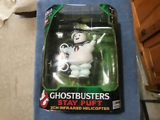 Ghostbusters Stay Puft Marshmallow Man Flying Action Figure 2CH Helicopter PUFF