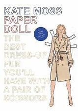 Paper Doll Kate Moss, book, Elliott, Mel, Very Good, 2011-09-15,