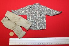 Dragon 1:6TH SCALA WW2 USMC Camo Jungle Giacca e Pantaloni Arrotolato CB31023