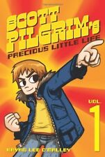 Complete Set Series - Lot of 6 Scott Pilgrim books by Bryan Lee O'Malley Fantasy