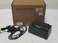 MagTek 22533012 USB Check Reader Scanner Mini-MICR Magnetic Credit Card Swipe