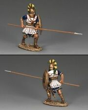 Painted Lead Greek King & Country Toy Soldiers 1