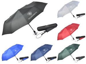 Falkenheyn Regenschirm Automatik Schirm Sturmfest Stabil Taschenschirm (REG-02)