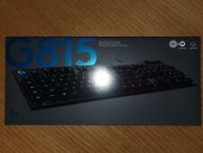 Logitech G815 (920008990) Wired Gaming Keyboard