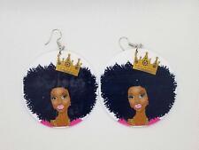 Respect The Queen Earrings
