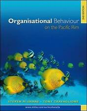 NEW Organisational Behaviour On The Pacific Rim McShane Travaglione Sealed CD