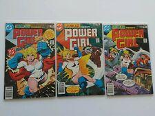 Showcase Presents #97-99 1st Solo Power Girl DC Comics 1978