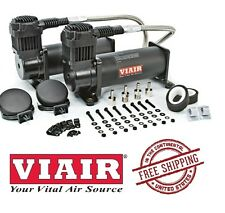 VIAIR 200PSI 3.53CFM 444C Dual Performance Value Pack 44442 Stealth Black