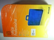 Microsoft Office Professional 2010 Disc and Product Key 3 Computers