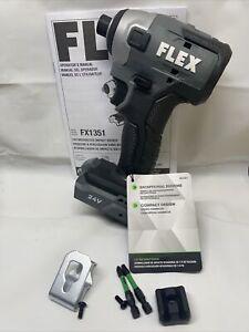 Flex FX1351  24v Brushless impact Driver (((Tool only ))))