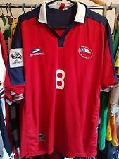 Cile football shirt PIZARRO 8 WORLD CUP 2006 qualificatori di grandi dimensioni