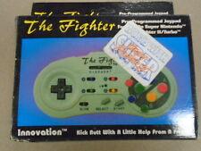 SNES Super Nintendo Street Fighter II Turbo Innovation Program moves Controller