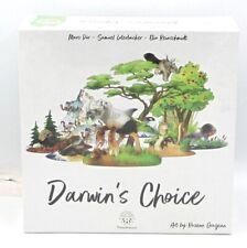 Darwin's Choice LFCABJ43 Card Game (Base Set) Evolution Animals Science