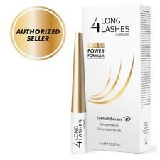 LONG 4 LASHES FX5 POWER FORMULA EYELASH GROWTH ENHNACING SERUM 3ml - NEW Sale