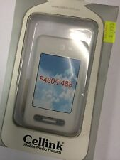 Samsung SGH-F480,F480T,F480V Silicon Case in White SCC6310. Brand New in package