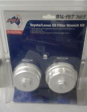 NEW PBT PRIVATE BRAND TOOLS TOYOTA/LEXUS OIL FILTER WRENCH KIT 71115A