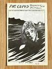 Pig Cupid by Raymond Pettibon ltd 40 SST Records 1985 Black Flag PUNK