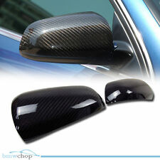 Carbon Fiber Audi A4 B7 A6 Side View Door Wing Mirror Cover