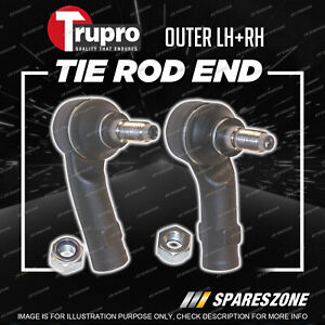 Trupro Ball Joint Tie Rod End Kit for Audi S3 8L TT 8N Coupe Roadster 1999-2006