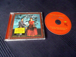 CD SOUNDTRACK OST FRIDA Goldenthal Salma Hayek Caetano Veloso Lila Downs MUSIK