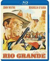 Rio Grande [Blu-ray], Excellent Disc, J. Carrol Naish,Claude Jarman Jr.,Chill Wi