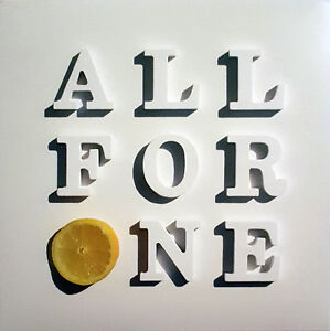 "THE STONE ROSES All For One 2016 7"" vinyl limited numbered edition NEW/SEALED"