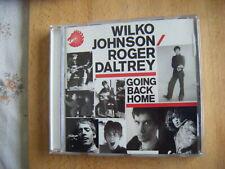 Wilko Johnson/Roger Daltrey - Going Back Home - CD - VG