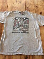Harley Davidson Bold gray Shirt Men's Large