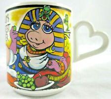 Vintage Miss Piggy Worlds Greatest Lover Mug The Muppet Show Enesco Design 1983