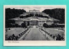 Zwei Ansichtskarten, Wien, Schönbrunn und das Millionenzimmer