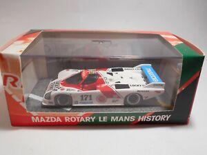 Spark [KB] (MC8611) - 1/43 - Mazda-757 - Le Mans-1986 - Lucky Strike - Car #171