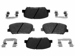 For 2014 Kia Forte Brake Pad Set Front Bosch 19398KP SX