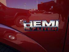 NEW DODGE RAMS CHALLENGER CHARGER MAGNUM VIPER 300C HEMI 5.7L EMBLEM BADGE USA
