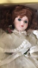 Seymour Mann Handcrafted Doll - A Connoisseur Collection Doll