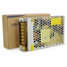 AC to DC 12V 24V LRS Ultra Slim Thin LED Driver Switching SMPS Power Supply