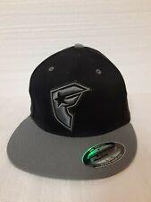 Famous Stars And Straps Flexfit Hat L- XL Black Grey