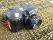 Sony Mavica MVC-CD500 Digial Camera, Carl Zeiss lense, 2003 with Box & Manual