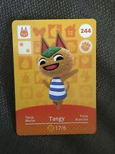 ANIMAL CROSSING AMIIBO CARD TANGY MINT PACK FRESH UNSCANNED SERIES 3 244