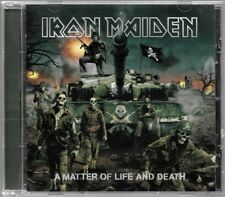 IRON MAIDEN - A MATTER OF LIFE AND DEATH / ALBUM CD COMME NEUF